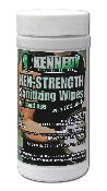 Kennedy Strength Wipes CASE - 75 count