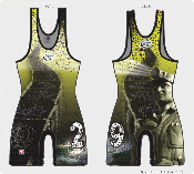 FOC COAL CAR SINGLET