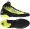 Adidas Response 3.1 Wrestling Shoes - Black/Silver/Electricity