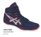 Asics Cael v6.0 Wrestling Shoes - Navy/White