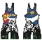 Brute Colorado Sublimated State Singlets