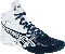 CAEL V4.0 WHITE/NAVY WRESTLING SHOES