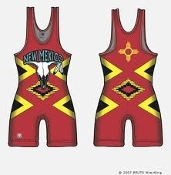 Brute New Mexico Sublimated State Singlets