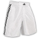 Adidas Fight Shorts - White/Black