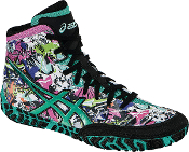 asics aggressor 2 le wrestling shoes