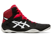 Asics SNAPDOWN 3 GS YOUTH Wrestling Shoes - BLACK/RED
